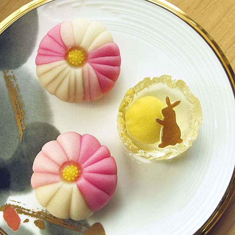 お題は「西瓜(すいか)」!県民共済親子和菓子作り体験@桜木町_e0092594_18333019.jpg