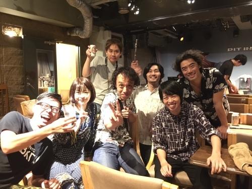 ありがとうございました。8/15(木)板垣光弘LOVE IS BLUE『お盆BonBonスペシャル』@新宿ピットイン_d0003502_08242008.jpg