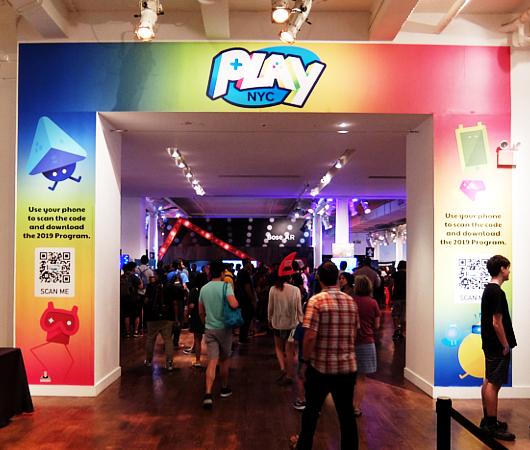 NY近郊から130超のゲームが集うコンベンション、Play NYC 2019_b0007805_18204066.jpg