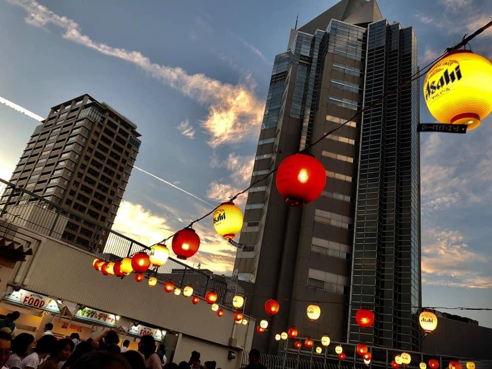 サヨナラ記念★新潟三越ビアガーデン_a0126418_09304512.jpg
