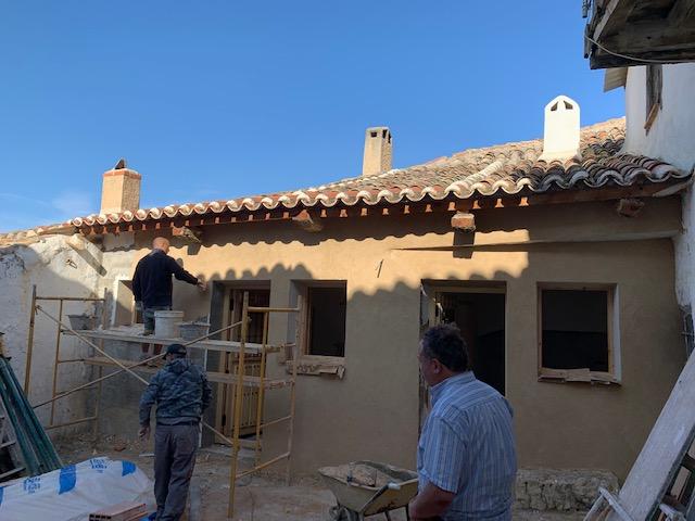 田舎の家はいよいよ修復工事_c0213220_5524821.jpg