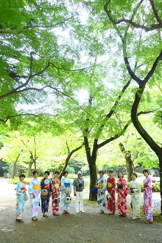衣服は人生の設計図。靖国神社~銀座~横浜、歩コムの2日間。_d0046025_21081160.jpg