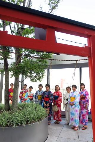衣服は人生の設計図。靖国神社~銀座~横浜、歩コムの2日間。_d0046025_21124845.jpg