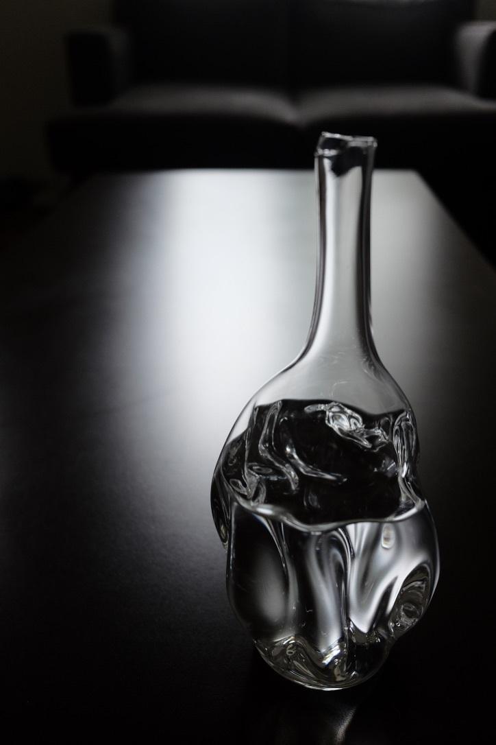 Translucent takatomi daisuke glass show @銀座三越_f0045630_22551784.jpg