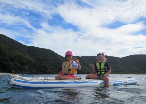 奄美の海遊び「青の洞窟・珊瑚礁・さかな釣り」_c0203337_20314329.jpg