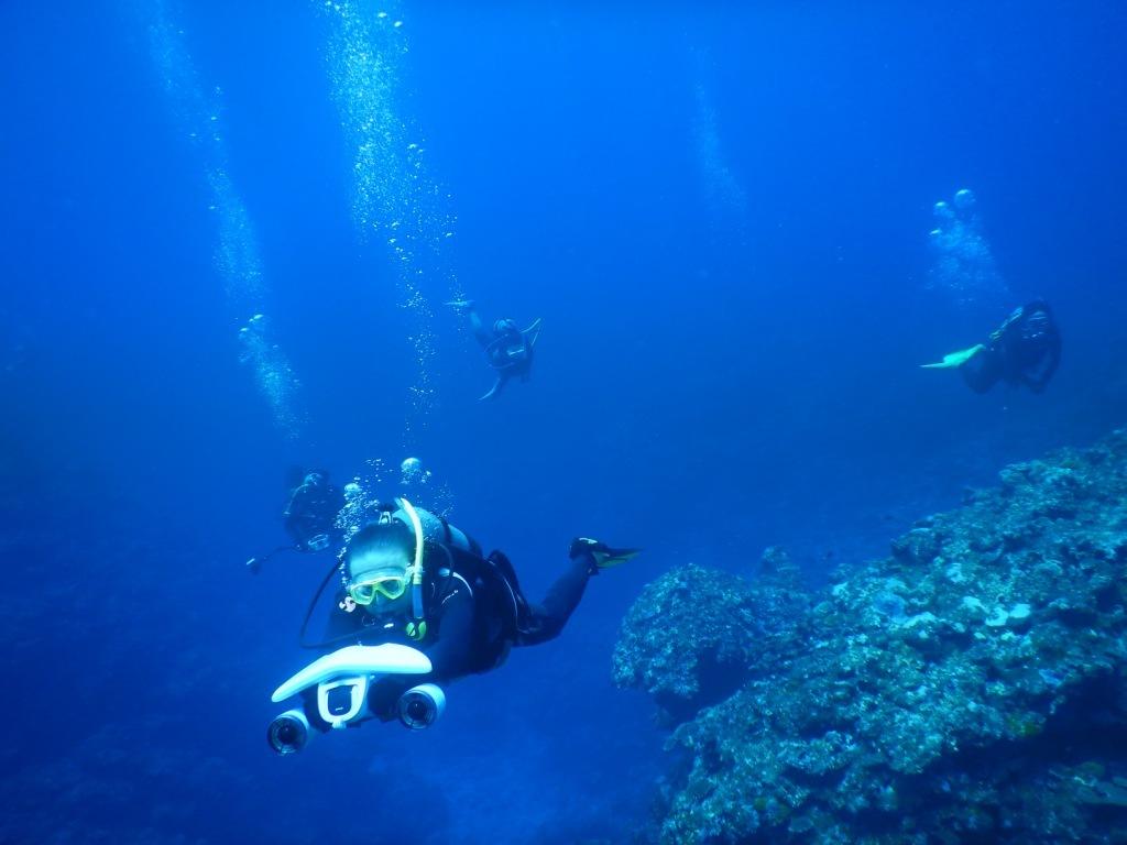 青い海は気持ちイイ~♪_a0189838_21045393.jpg