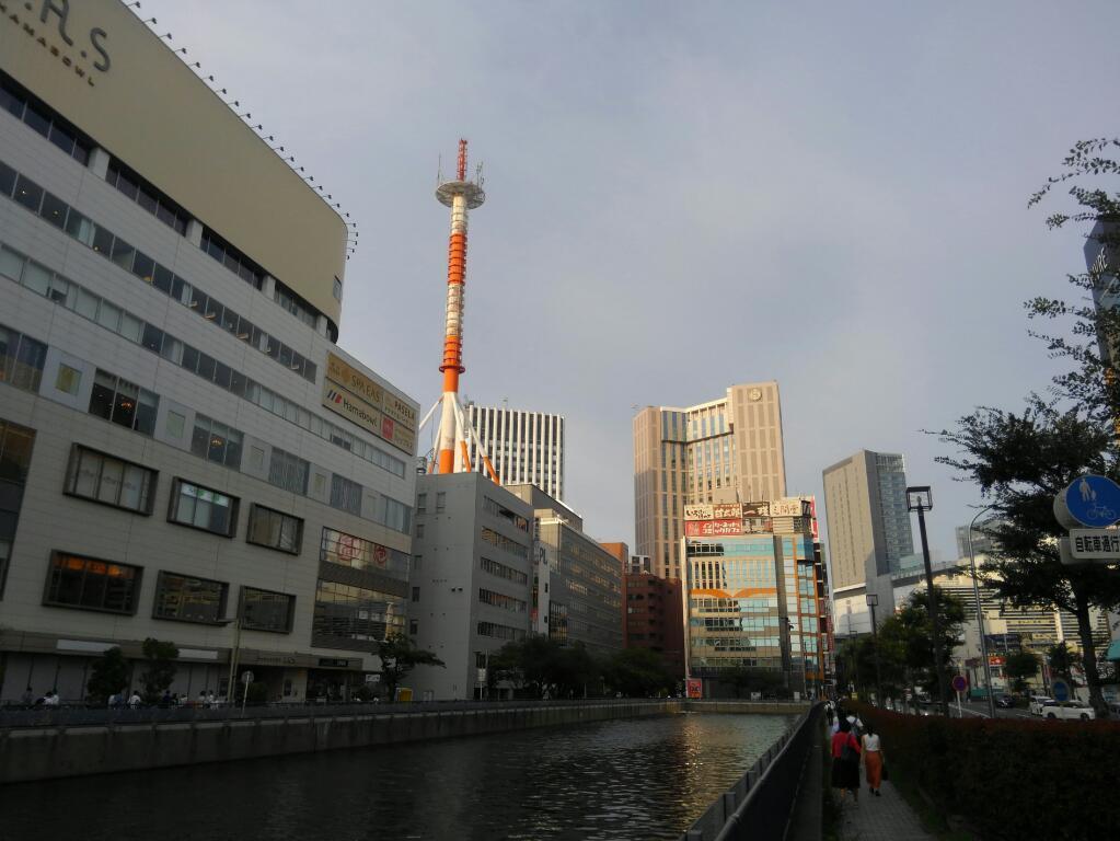 トップ新田間川
