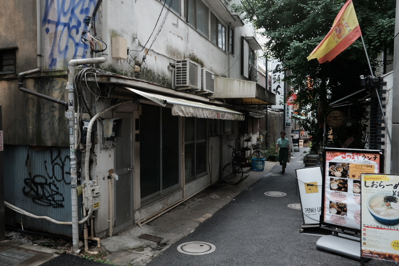 東京の坂道 #38-1 原宿寸景_f0079061_17572720.jpg
