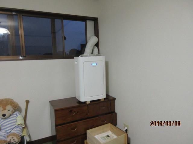 各お部屋のエアコン取り付け_d0244968_16503196.jpg