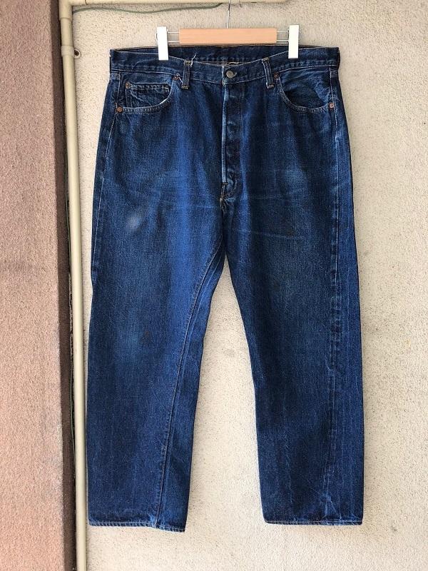 Levi's 501 66前期 - TideMark(タイドマーク) Vintage&ImportClothing