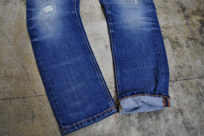 NUDIE JEANS   DAMAGED No.4_d0152280_20425663.jpg