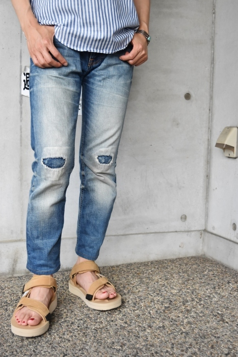 NUDIE JEANS   DAMAGED No.4_d0152280_20534578.jpg