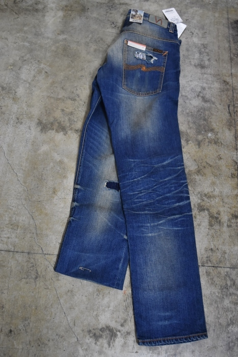 NUDIE JEANS   DAMAGED No.4_d0152280_21083644.jpg