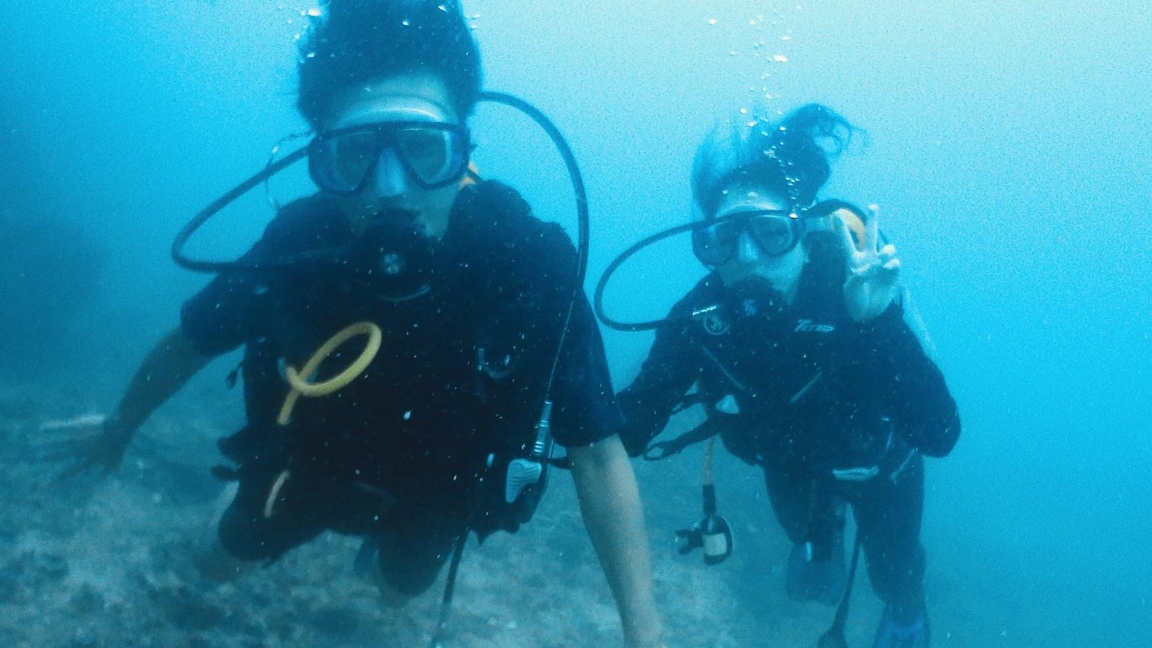 ピピ島で初めてのダイビング(^^)_f0144385_19095161.jpeg