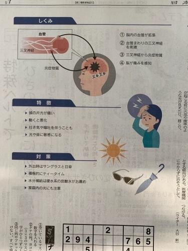 台風 気圧 頭痛