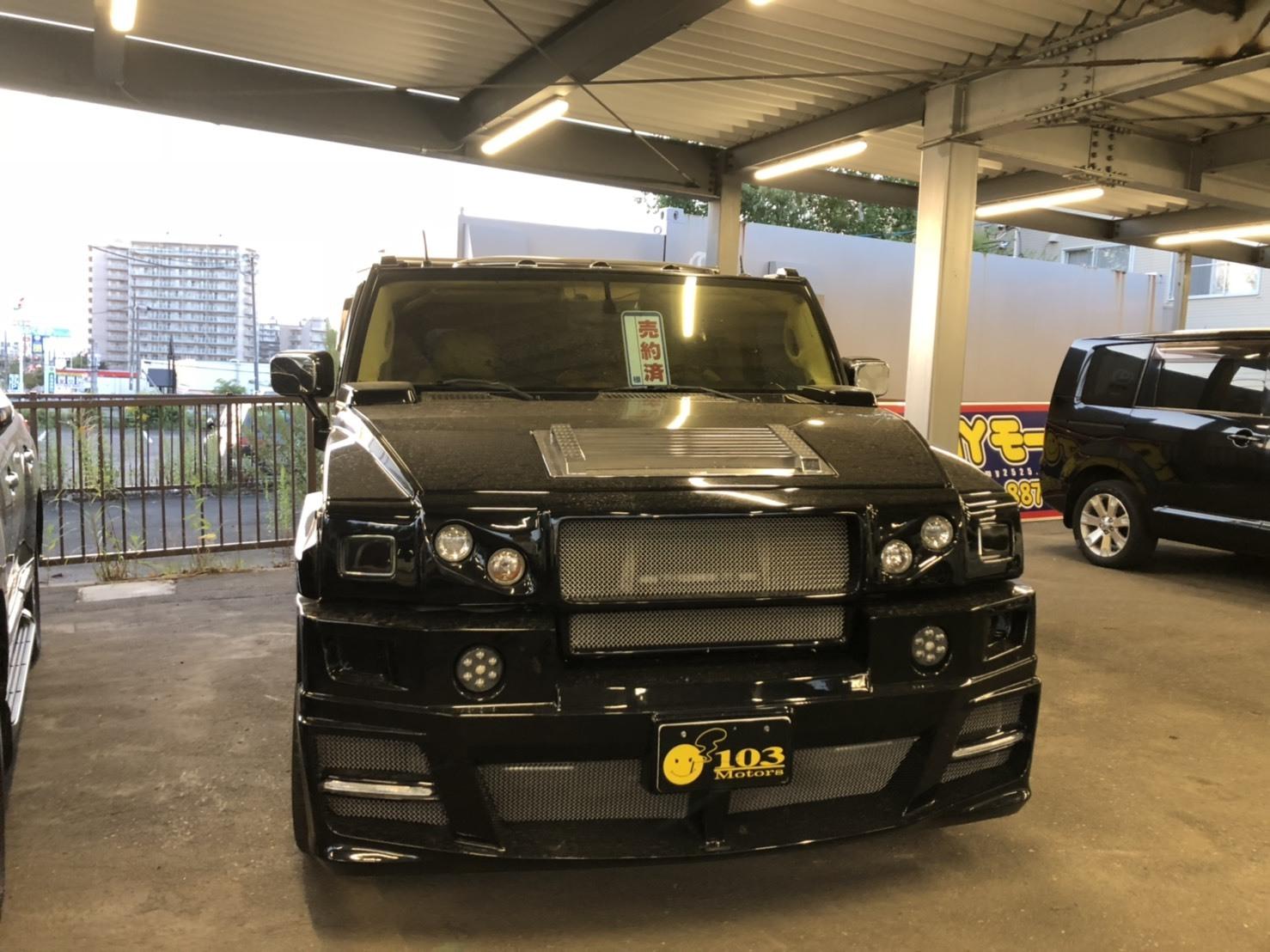 8月28日(水)本店ブログ♪GMC ユーコンXL デナリ 4WDが入庫しました♪ ランクル ハマー アルファード_b0127002_18300728.jpg