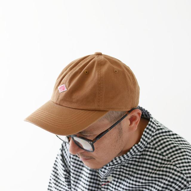 ◯DANTON [ダントン] COTTON TWILL CAP [JD-7144 TKC] コットンツイルキャップ MEN\'S/LADY\'S _f0051306_14564873.jpg