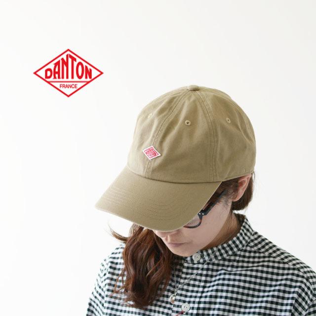 ◯DANTON [ダントン] COTTON TWILL CAP [JD-7144 TKC] コットンツイルキャップ MEN\'S/LADY\'S _f0051306_14571204.jpg