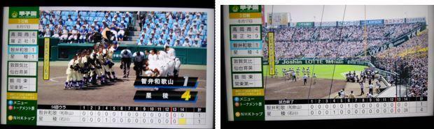 甲子園は準々決勝が一番面白いと思っている…2019/8/18_f0231709_03184947.jpg