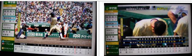 甲子園は準々決勝が一番面白いと思っている…2019/8/18_f0231709_05535824.jpg
