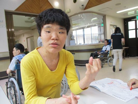 8/16 創作活動_a0154110_13564331.jpg