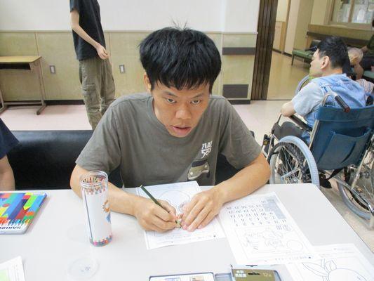 8/16 創作活動_a0154110_13564996.jpg