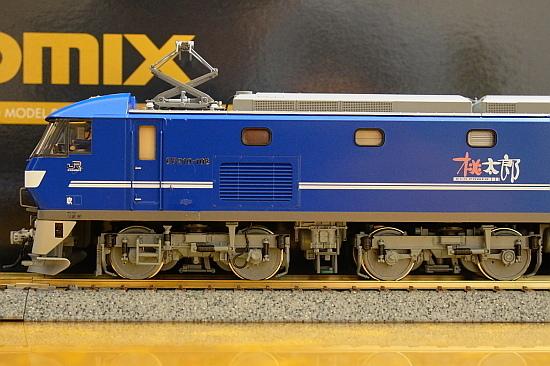 TOMIX EF210形新塗装の加工&DCC化_f0037227_23231644.jpg