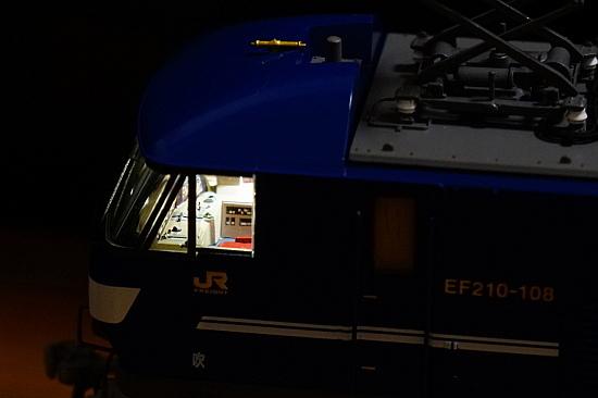 TOMIX EF210形新塗装の加工&DCC化_f0037227_23241048.jpg