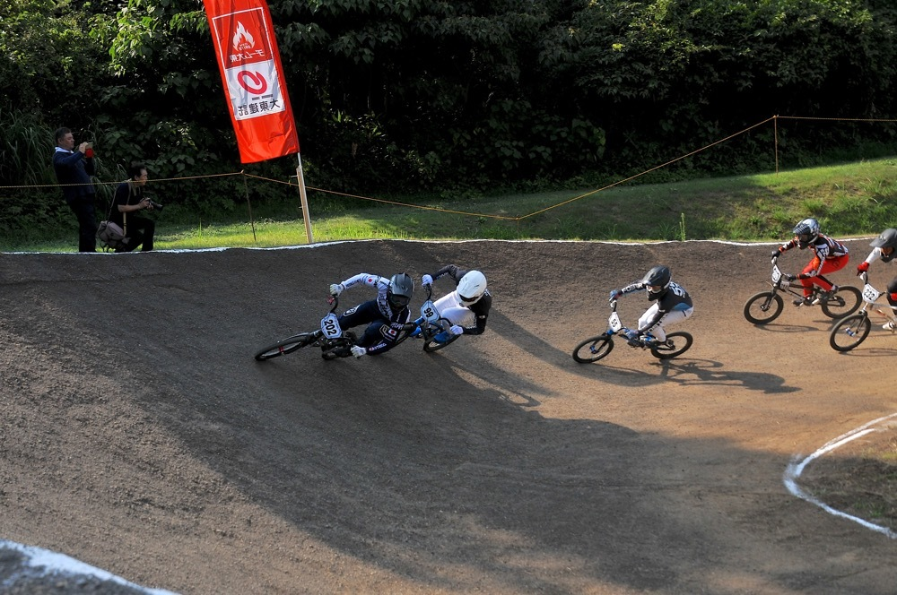 2019年8月17日上越金谷山BMXトラックで開催されたJBMXFJ2戦男子チャンピオシップクラス(エリート/ジュニア)決勝_b0065730_18111491.jpg