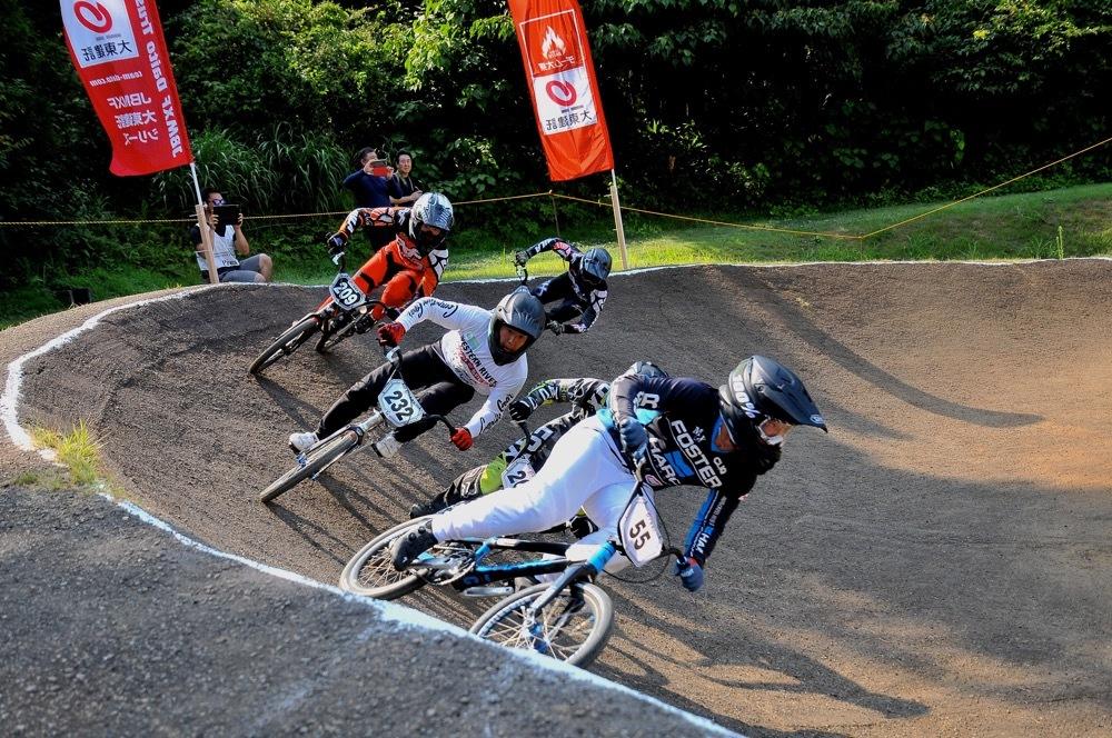 2019年8月17日上越金谷山BMXトラックで開催されたJBMXFJ2戦男子チャンピオシップクラス(エリート/ジュニア)決勝_b0065730_18122675.jpg