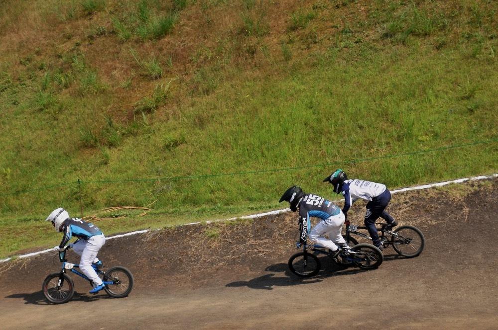 2019年8月17日上越金谷山BMXトラックで開催されたJBMXFJ2戦男子チャンピオシップクラス(エリート/ジュニア)決勝_b0065730_18174902.jpg