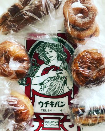 横浜元町 ウチキパン_b0048834_11175417.jpg