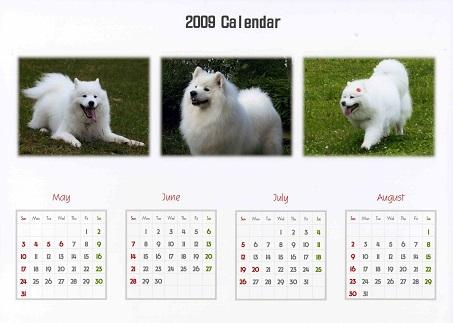 10年前のカレンダー_b0177436_23142446.jpg