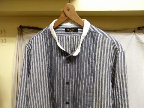 irish-worker cleric linen shirt_f0049745_17210753.jpg