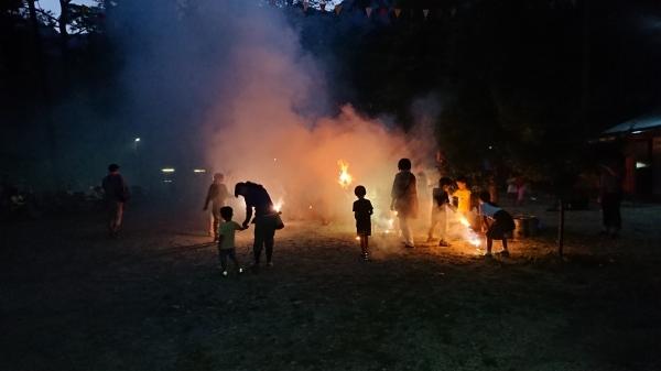『宮島・アオミキャンプ場』_e0020051_16241205.jpg