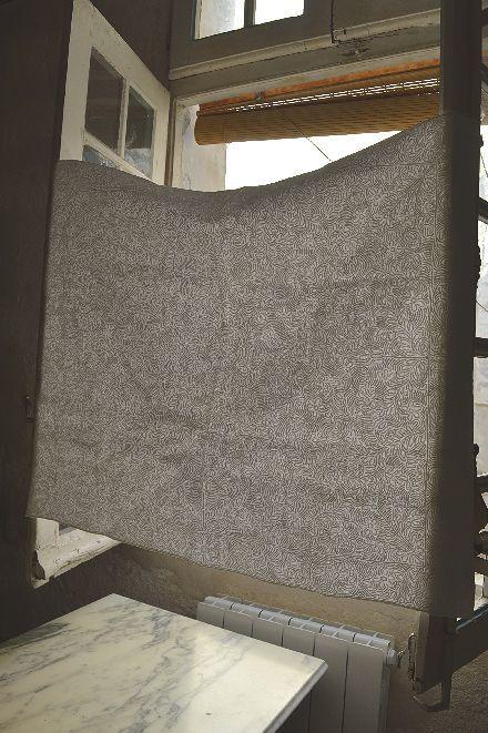18世紀のマルセイユの極上白キルト「VERMICURE」_b0346275_09375147.jpg