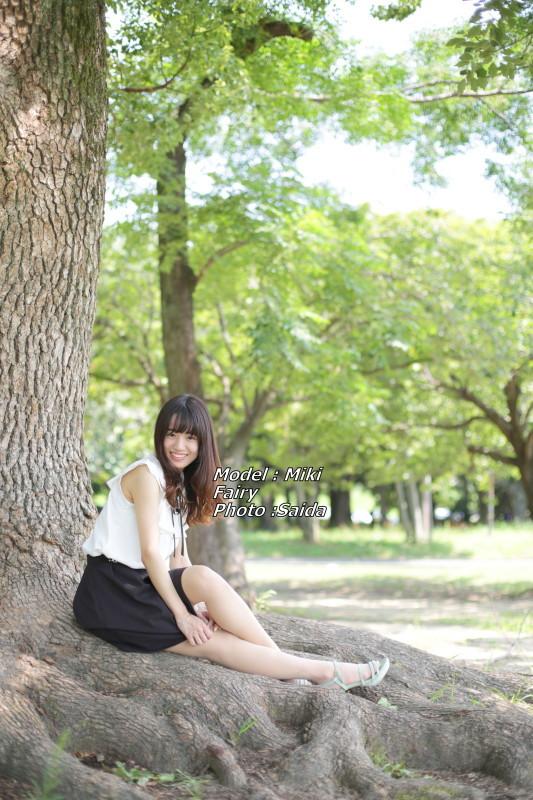 Miki ~庄内緑地公園 / フェアリー_f0367980_15272900.jpg