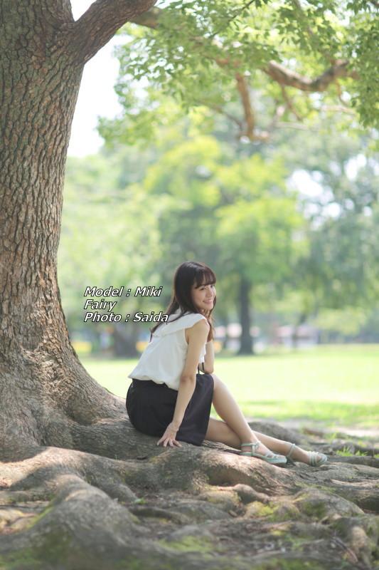 Miki ~庄内緑地公園 / フェアリー_f0367980_15275531.jpg