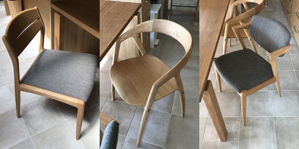 家具納品(椅子選びの形と素材)_f0264887_22155992.jpg