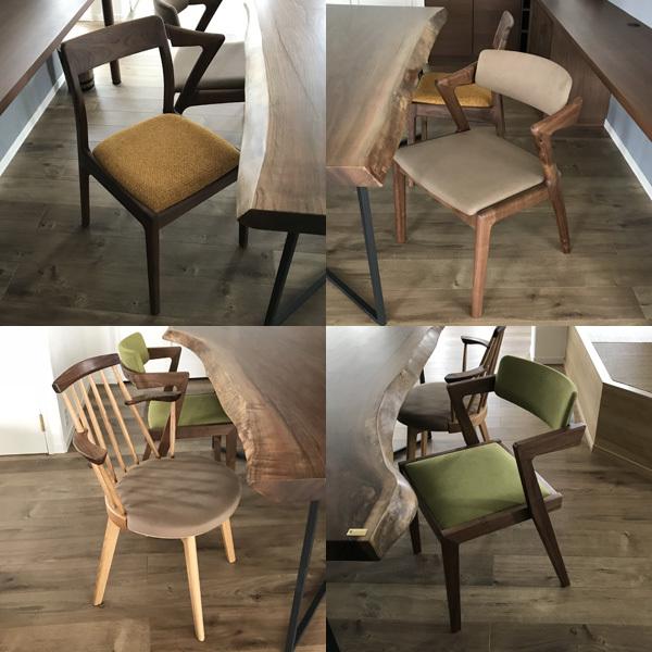 家具納品(椅子選びの形と素材)_f0264887_22160000.jpg