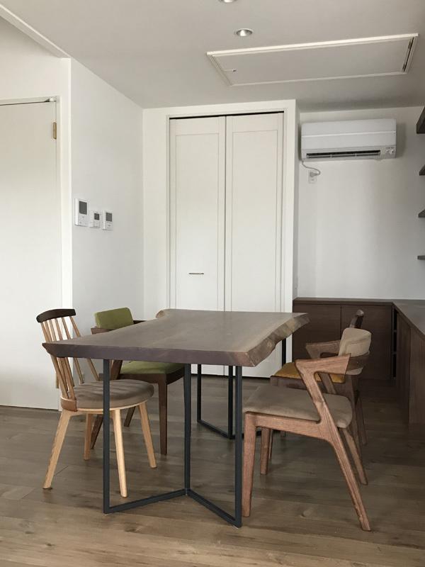 家具納品(椅子選びの形と素材)_f0264887_22160057.jpg