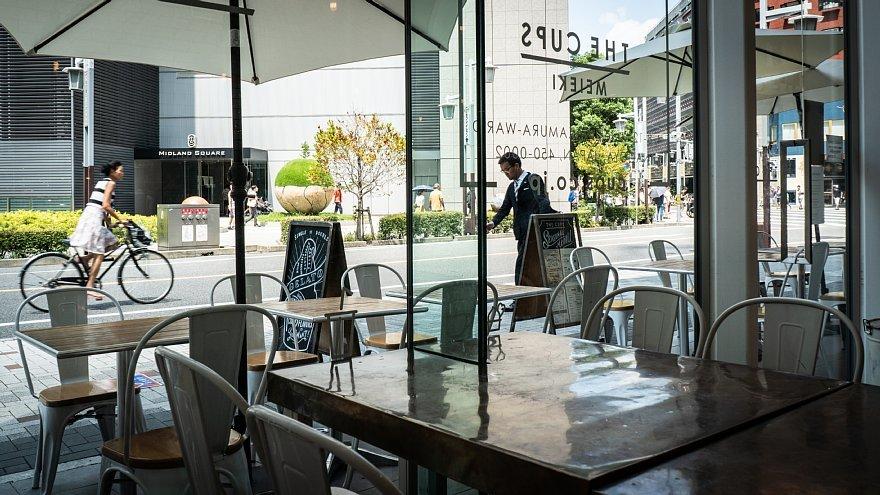 名古屋駅の穴場カフェ - The Cups Meieki_d0353489_11332401.jpg
