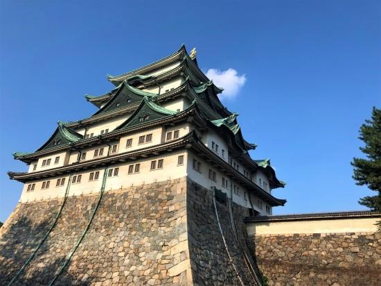 名古屋城でヨイトヨイヤマッカドッコイサノセー_e0303005_22400047.jpg