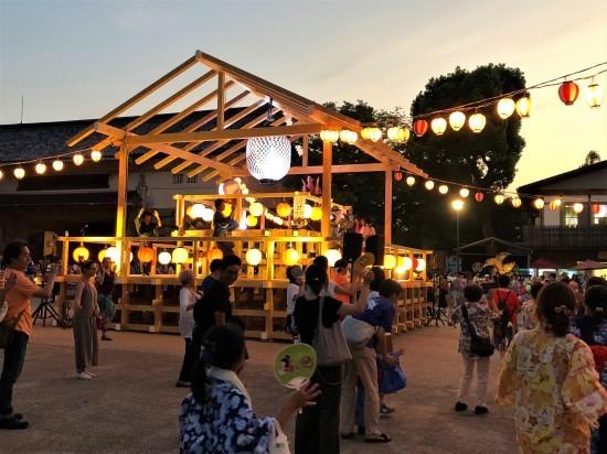 名古屋城でヨイトヨイヤマッカドッコイサノセー_e0303005_22420371.jpg