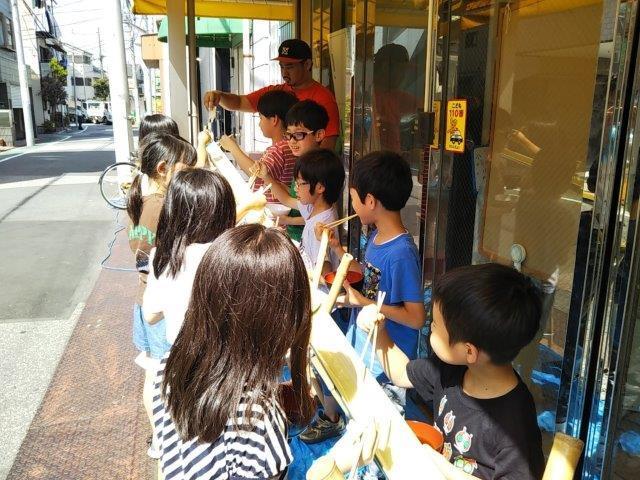 8月7日 Nagashisomen_c0315908_10251914.jpg