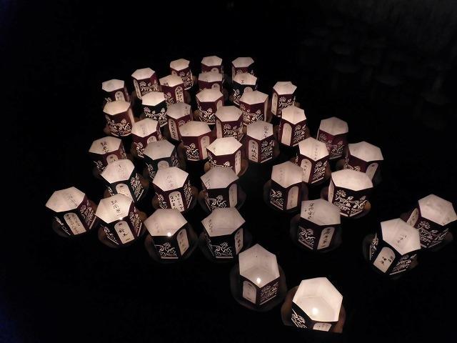 夏の最後の行事 毎年8月16日は「わきみず寺」(法雲寺)の「灯篭流し」_f0141310_06411594.jpg