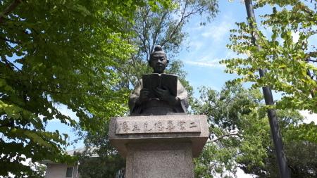 二宮金次郎さんが。。京都では。_d0106134_09193577.jpg