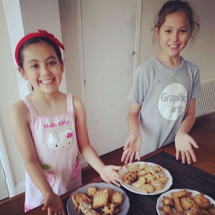 クッキー作り♪_b0167736_03131507.jpg