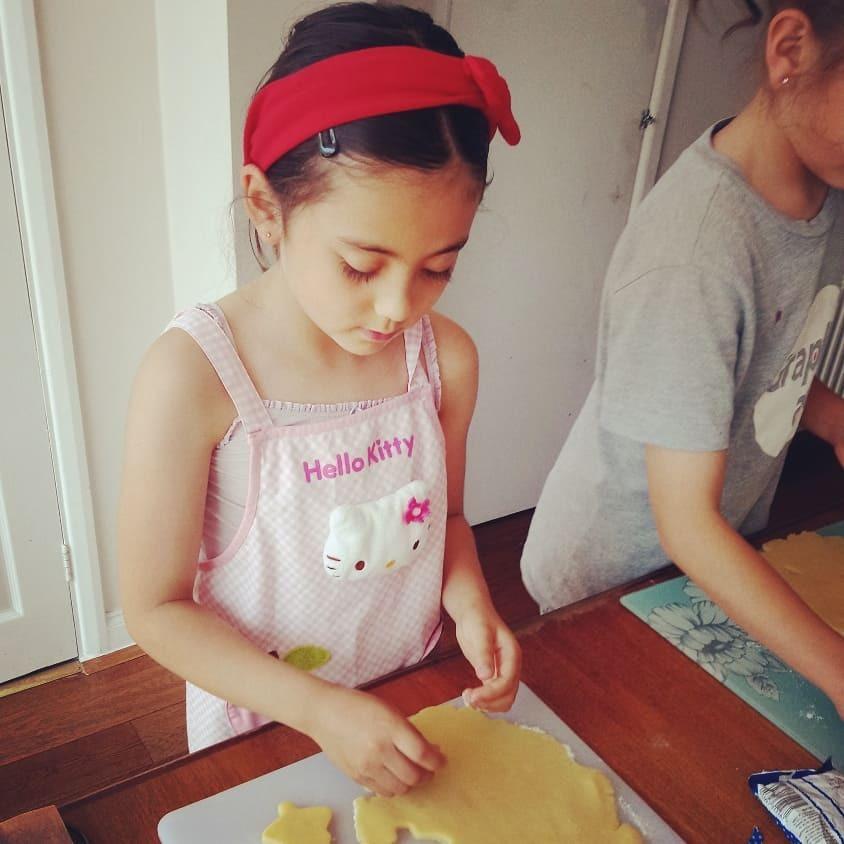 クッキー作り♪_b0167736_03143362.jpg