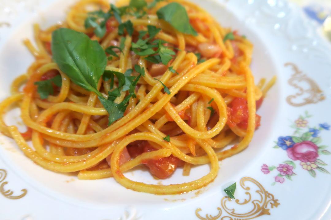 パスタおいしいカメリーノ、La Pasta di Camerino_f0234936_54357100.jpg